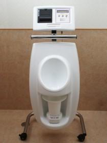 男性便器付ウロフローメーター(尿流量計)